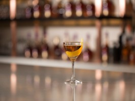 Courvoisier Cognac Up and Up Cocktail Recipe