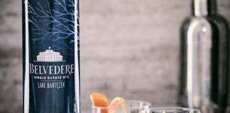 Belvedere Single Estate Rye Series Bottle