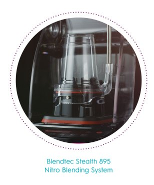 Blendtec Stealth Nitro Blending System