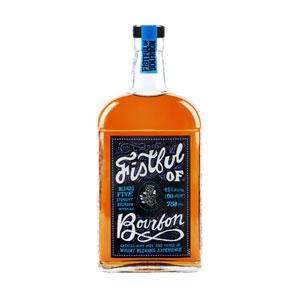 William Grant & Son Fistful of Bourbon