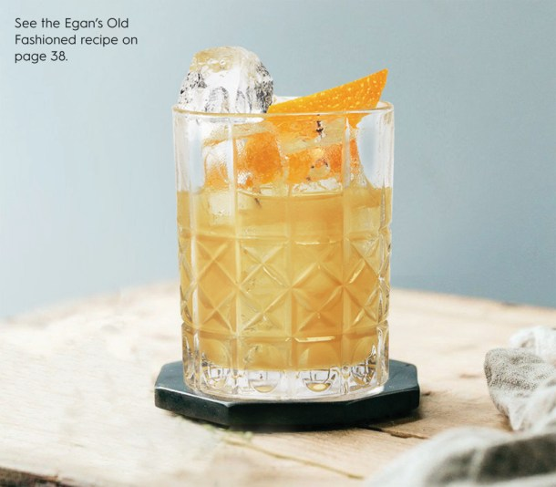Egan's Old Fashioned Cocktail Recipe