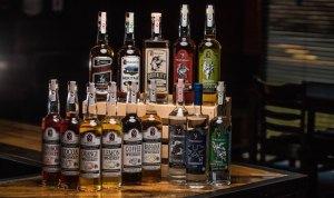 murlarkey distilled spirits virginia distillery three tea whiskey