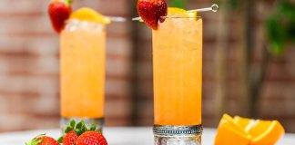 Seagram's Strawberry Screwdriver