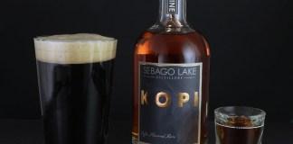 Sebago Lake Distillery Brunch Bomb Recipe