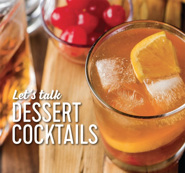 Lets Talk Fall Cocktails