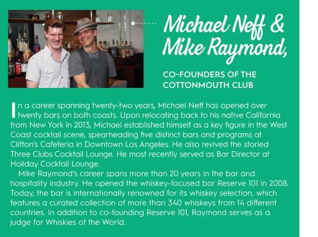 Michael Neff & Mike Raymond