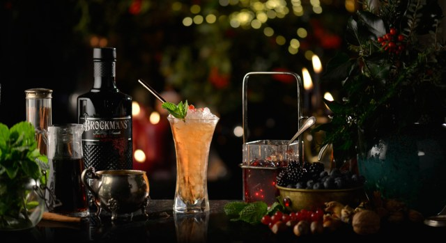 Brockmans Gin Six Bells Cocktail Recipe