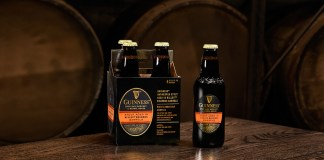 Guinness Stout & Bulleit Bourbon