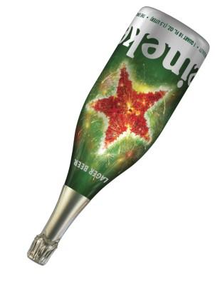 Heineken Magnum Bottle