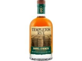 Templeton Rye Barrel Strength Straight Rye Whiskey