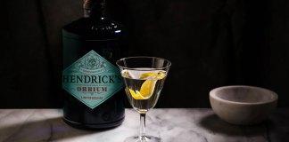 Hendrick's Gin Orbium