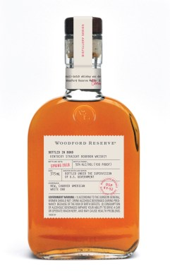 WOODFORD RESERVE BOTTLED IN BOND DISTILLERY SERIES