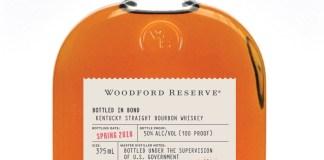 WOODFORD RESERVE BOTTLED IN BOND DISTILLERY SERIES