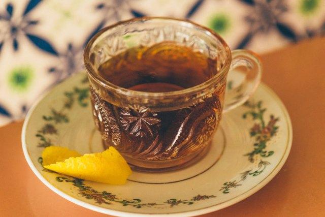 Ron Barceló's Bomb Tea Cocktail Recipe