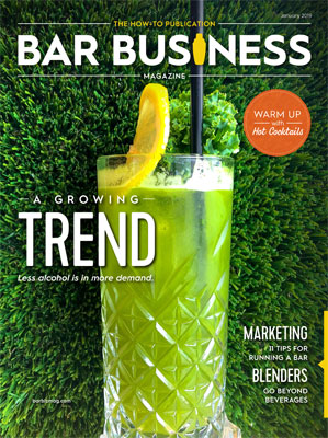 January 2019 Bar Business Magazine digital edition