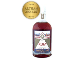 Spider Island Rum 2018 Artisan Spirits Awards