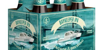 Anchor Brewing Company Baykeeper IPA