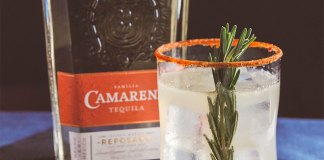 Camarena Pineapple Chili Margarita Recipe