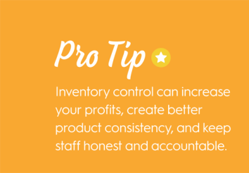 Inventory Control Pro Tip