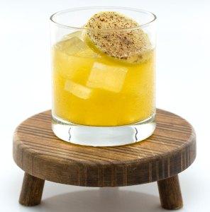 call me, honey cocktail recipe
