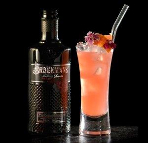 Brockmans Gin's Berry Breeze Cocktail Recipe