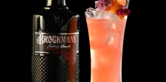 Brockmans Gin's Berry Breeze Cocktail Recipe