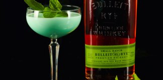 Bulleit Goes Green Cocktail Recipe