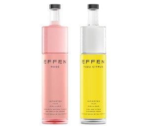 EFFEN Vodka Rosé and Yuzu Citrus