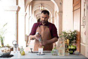 Patrón's Margarita of the Year Competition Jay Khan