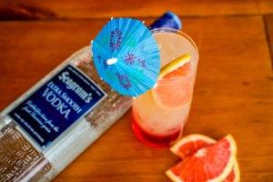 Seagram's Summer Sunset Cocktail Recipe