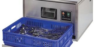 Bar Maid CP-7000 Cutlery Polisher