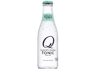 Q Elderflower Tonic