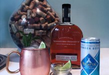 Regatta Craft Mixers Mule Cocktail recipe