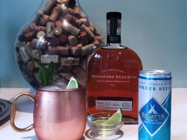 Regatta Craft Mixers Mule Cocktail recipe