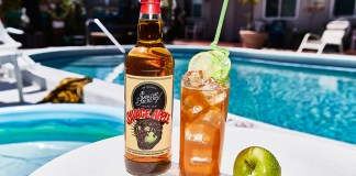 Sailor Jerry Spiced Rum Savage Apple