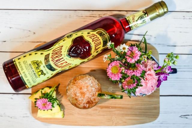 Corralejo Tequila Tropical cocktail recipe