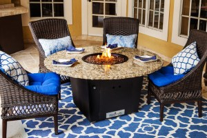 A-NIKS' Firetainment Fire Tables