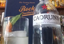 Caorunn Gin Caorunn Calling cocktail 10 Year Switch