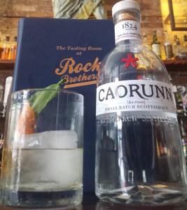 Caorunn Gin Caorunn Calling cocktail 10 Year Switch