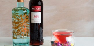 Silent Pool Gin Chelsea Flower Show Cocktail Recipe