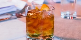 Uncle Nearest Whiskey Old Hat cocktail recipe