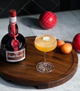 Grand Marnier The Grand Bastille cocktail recipe