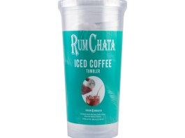 RumChata summer tumbler iced coffee