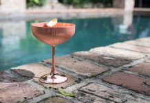 Absolut Elyx Vetiver cocktail recipe