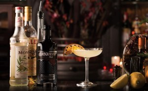 Brockmans Gin Autumn Reviver cocktail recipe