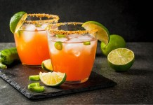 Annas Kitchen Shrubs Spicy Margarita