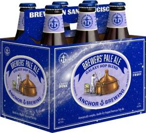 Brewers' Pale Ale Galaxy Hop Blend