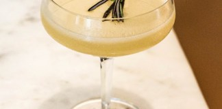 Cleo's Bees Knees Cocktail Recipe