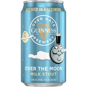 Guinness Over The Moon Milk Stout beer