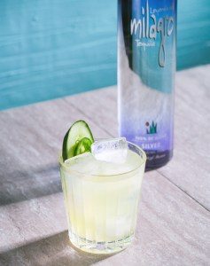 Milagro tequila mercadito cocktail recipe